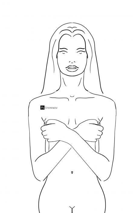 , 7 женских позировок для НЮ фотосессии (+18)